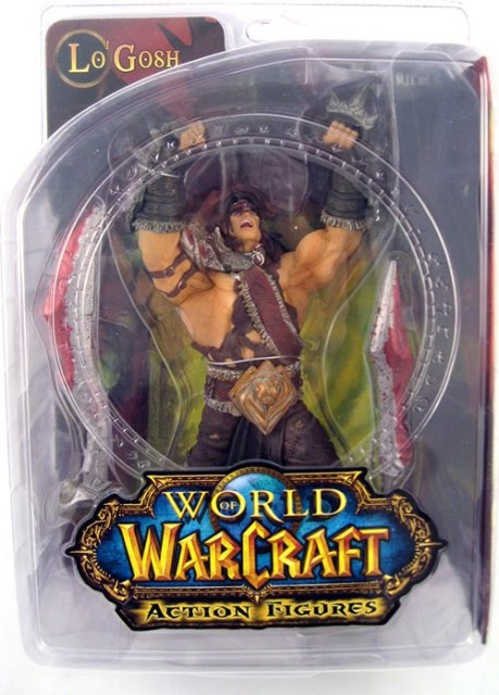 Jual Action Figure WOW seri 5 : Lo Gosh