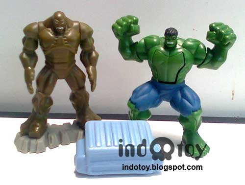 Jual Hulk - Abomination Happy Meal Figure