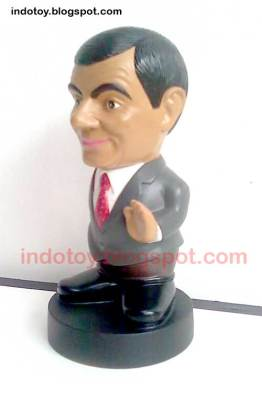 Jual Mr Bean Bank Figure