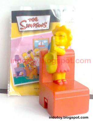 Jual The Simpson Happy Meal