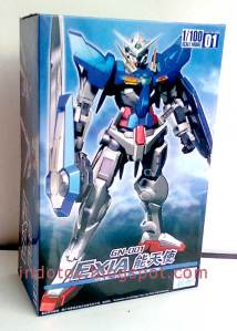 Jual Gundam Model Kit EXIA GN-001