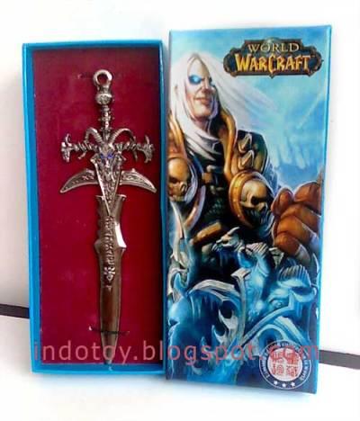 Jual Miniatur Pedang Warcraft