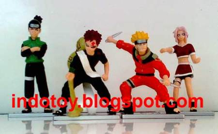 Jual Naruto 4.14 Action Figure