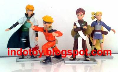 Jual Naruto 4.15 Action Figure