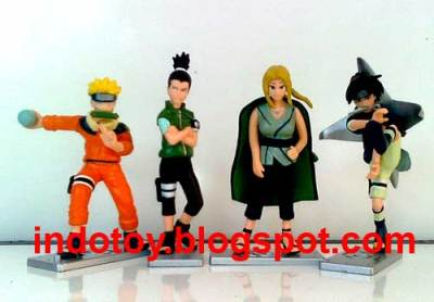 Jual Naruto 4.16 Action Figure