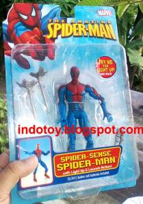 Jual Amazing Spiderman Action Figure