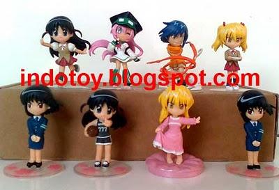 Jual Cewek Anime Chibi Figure