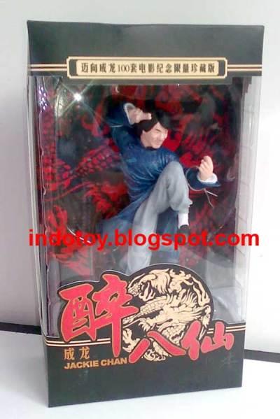 Jual Jackie Chan Drunken Master Figure