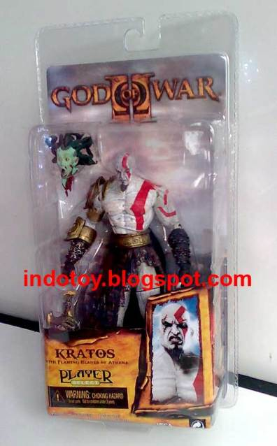Jual Kratos  God of War Action Figure