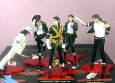Jual Michael Jackson Trading Figure