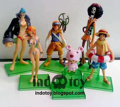 Jual One Piece Strong World trading seri 2