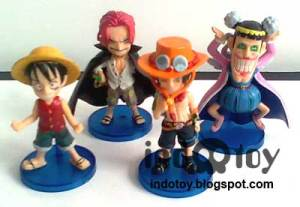 Jual One Piece WCF Figure seri 1