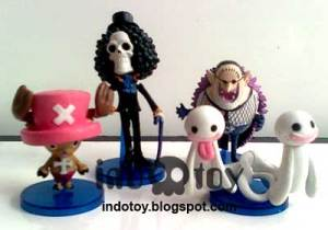 Jual One Piece WCF Figure seri 2