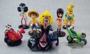 Jual One Piece Strong Wold Chibi seri 5