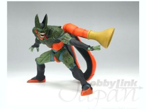 Jual Dragon Ball Creatures #4: A Cell 2nd Form