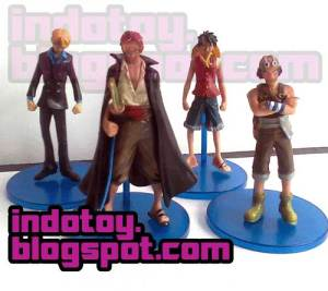 Jual One Piece Shank Series Figure