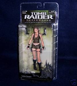 Jual Tomb Rider : Under World - Lara Croft Action Figure