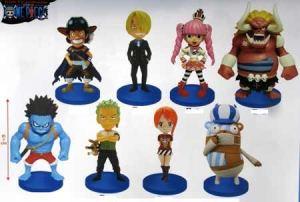 Jual One Piece World Collection Figure (WCF) seri 3