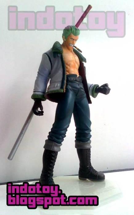 Jual One Piece POP Smoker Figure