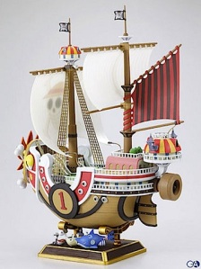 Jual Thousand Sunny Model Kit
