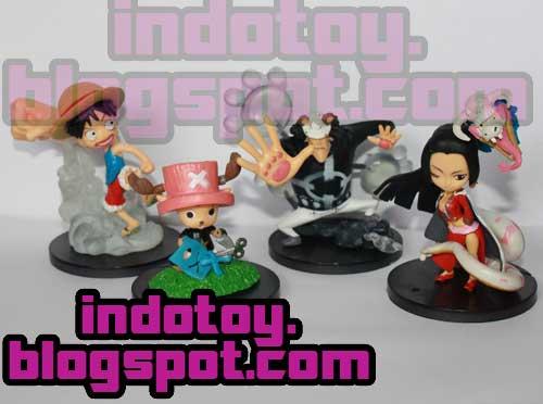 Jual One Piece Chibi BOA Hancock