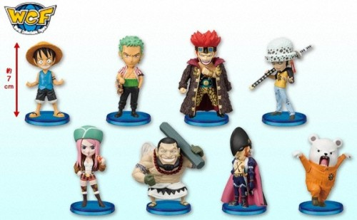 Jual One Piece WCF - World Collectable Figures : seri 5