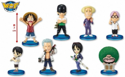 Jual One Piece WCF - World Collectable Figures : seri 7
