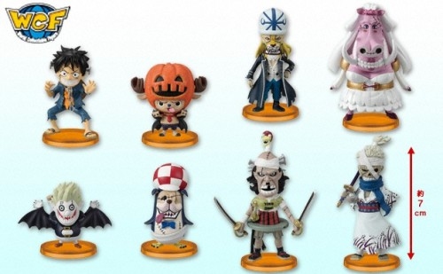 Jual One Piece WCF - World Collectable Figures : Halloween Special