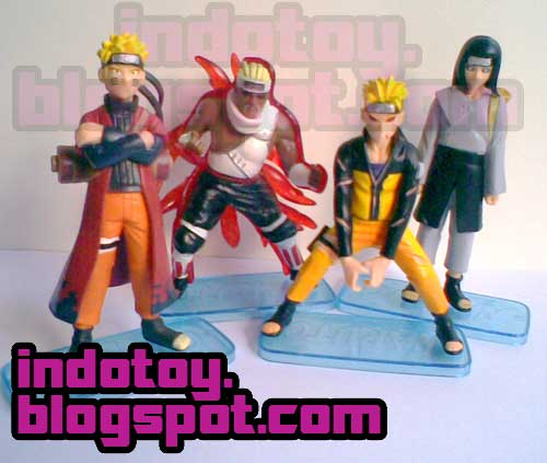 Jual Naruto 4.20 Figure