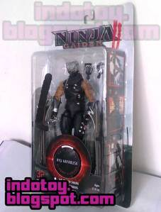 Jual Ninja Gaiden Action Figure