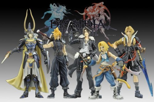 Jual Final Fantasy Dissidia Trading Arts Vol.1