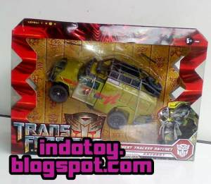 Jual Transformer Movie Desert Tracker Ratchet - Revenge of Fallen  Figure