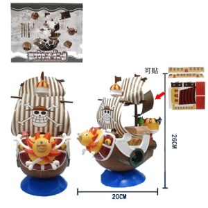 Jual Dream Thousand Sunny One Piece Kit