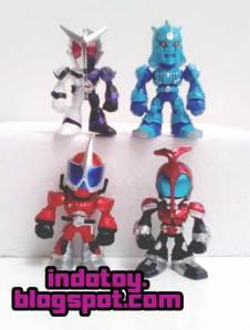 Jual Kamen Rider Decade Chibi