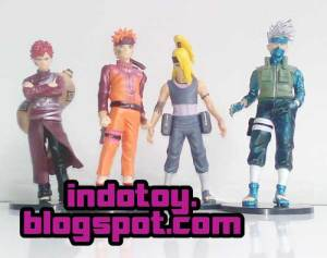 Jual Naruto 4.21 Figure
