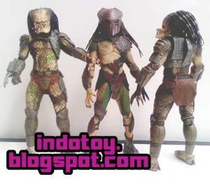 Jual Predator Movie Figure Loose