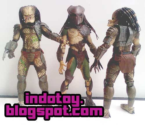 Jual Predator Movie Figure Loose