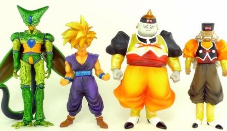Jual Dragon Ball Z seri 10 atau High-Spec Coloring Figure Vol. 15 (Kai Series 6)