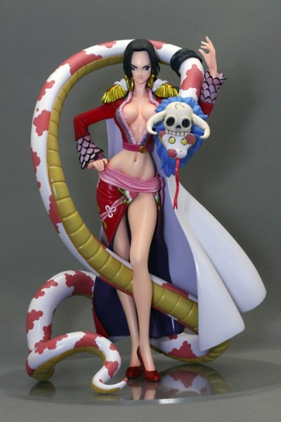 Jual One Piece BOA Hancock Special Quality Figure - Banpresto