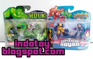Jual Figure Super Hero Squad
