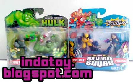 Jual Figure Super Hero Squad
