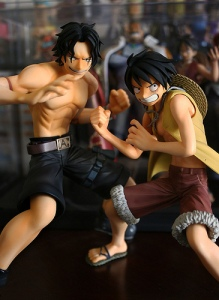Jual One Piece POP DX Marine Ford Figure