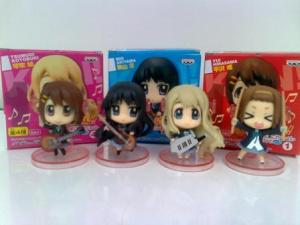 Jual K-ON! Deformation Maniac Figure Collection