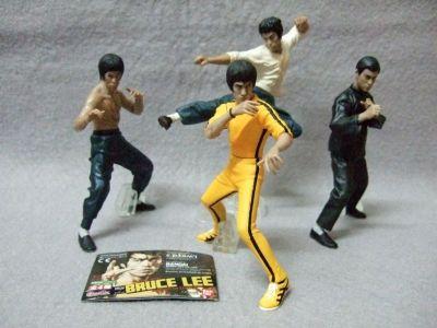 Jual Bruce Lee Trading Figure