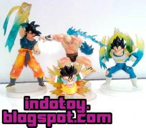 Jual Dragon Ball Kai seri 2 Action Figure (Dragon Ball Aura seri 2)