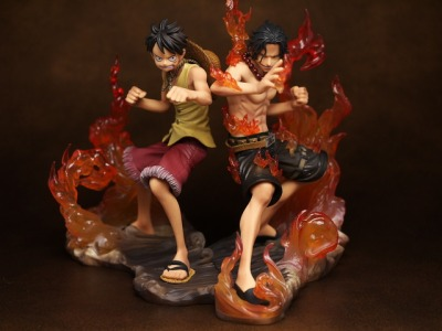 Jual One Piece Action Figure DX  Brotherhood
