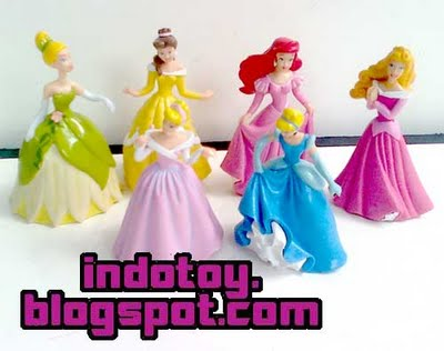 Jual Disney Princess isi 5