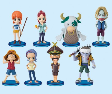 Jual One Piece World Collectible Figure seri 12 (WCF 12)