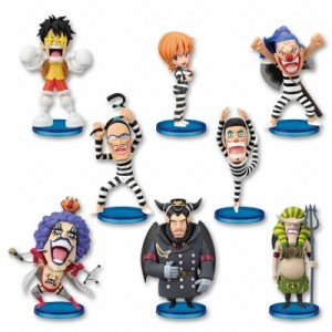 Jual One Piece World Collectible Figure seri 11 (WCF 11)