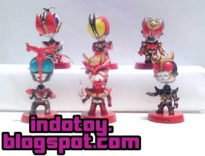 Jual Kamen Rider Boobling Head Chibi Figure